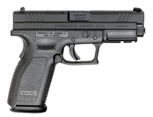 "Springfield Armory XD 9mm 'Defender' 4"" | XDD9101"