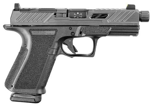 Shadow Systems MR920 Elite 9mm - Black | Compact - Threaded - Optics Ready