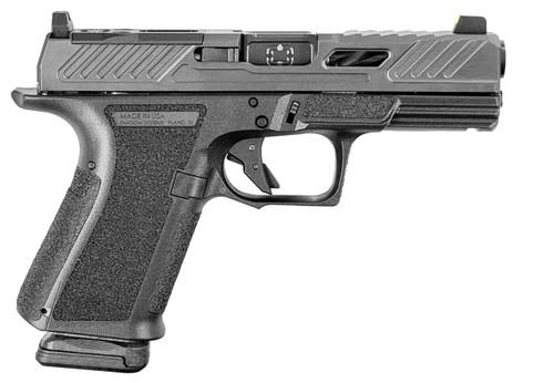Shadow Systems MR920 Elite 9mm - Black | Compact  - Optics Ready