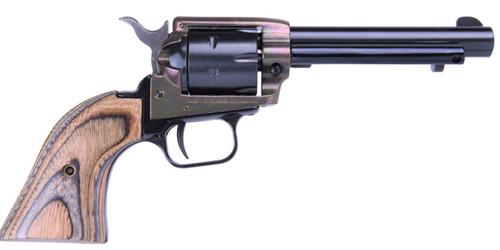 "Heritage Rough Rider .22LR Revolver -  Color Case 4.5"" | HERR22CH4"