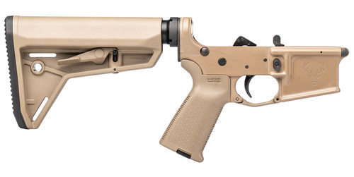 Stag Arms - STAG-15 Tactical RH Complete Lower FDE NA