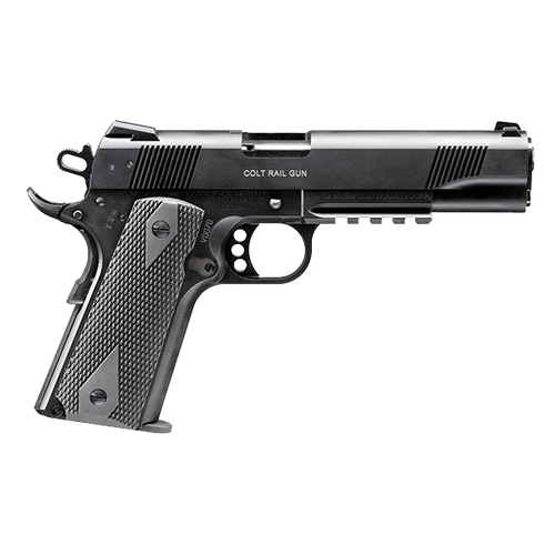 Walther Arms - Colt Government  1911 'Rail Gun' .22LR