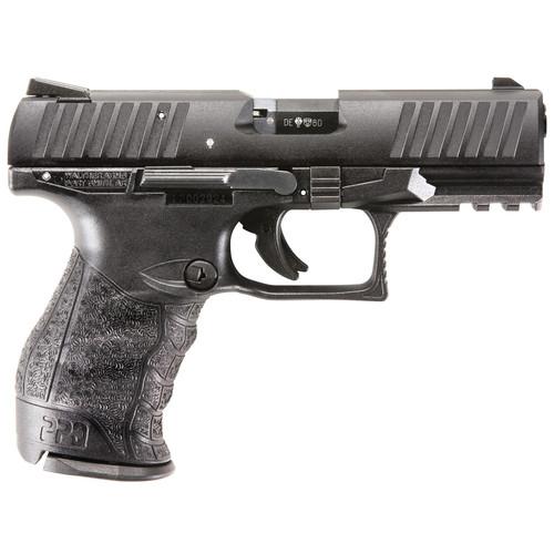 "Walther PPQ .22LR - 4"" Black 10+1 | 5100303"