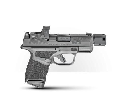 """Springfield Armory Hellcat RDP 9mm - 3.8"""" Compensated + HEX Wasp RDS 