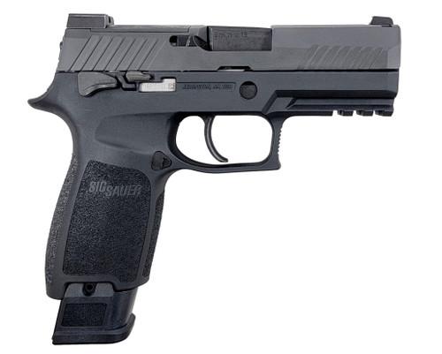 "Sig Sauer P320 / M18 Bravo 9mm - TALO Exclusive  3.9"" - Nitron"