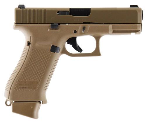 Glock 19x 9mm 4.01 - FDE | UX1950703