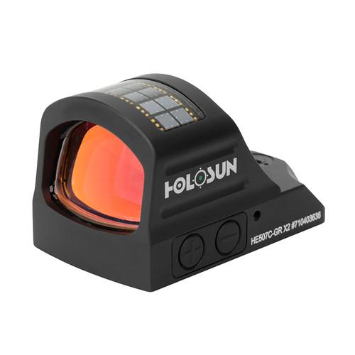 Holosun 507C-GR Pistol Green Dot Sight