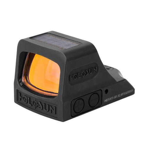Holosun 508T-GR X2 - Green Reflex Pistol Sight