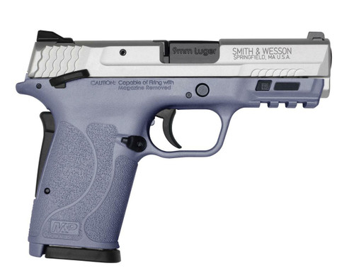 Smith & Wesson M&P 9 Shield 2.0 EZ - Orchid / Stainless | 13330