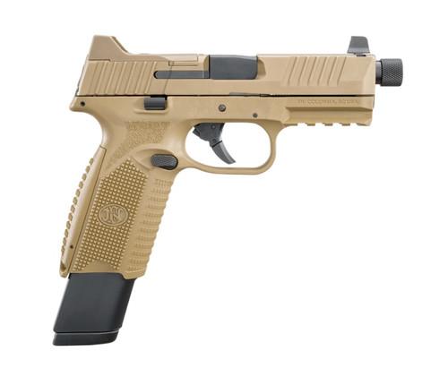 "FN 509 Tactical 9mm - FDE 4.5"" | 66-100373"