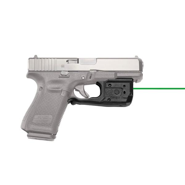 Crimson Trace Laser-guard Pro Glock Full Size & Compact - Green Lase & Light Combo (LL-807G)
