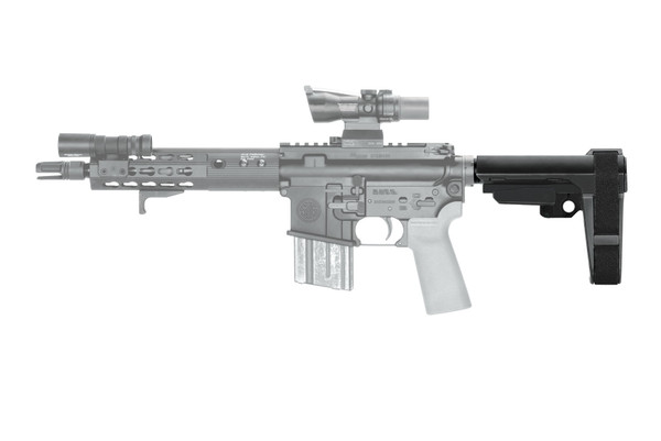 SB Tactical SBA3 - Pistol Brace  | w/ Receiver Extension