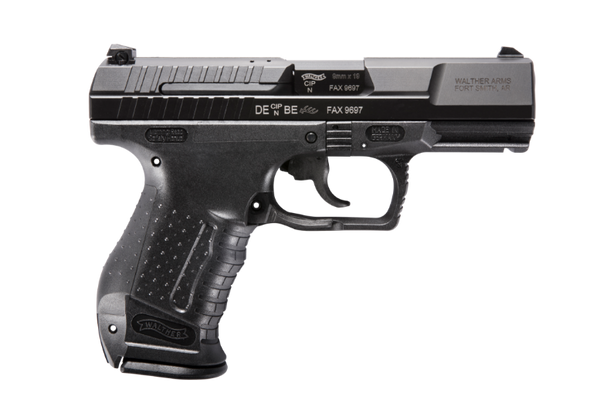 Walther P99 AS 9mm | (2) Mags - Decocker