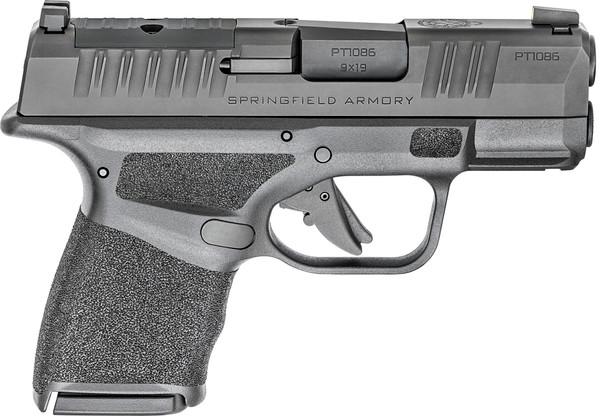 Springfield Armory Hellcat 9mm - Black OSP | (2) Mags