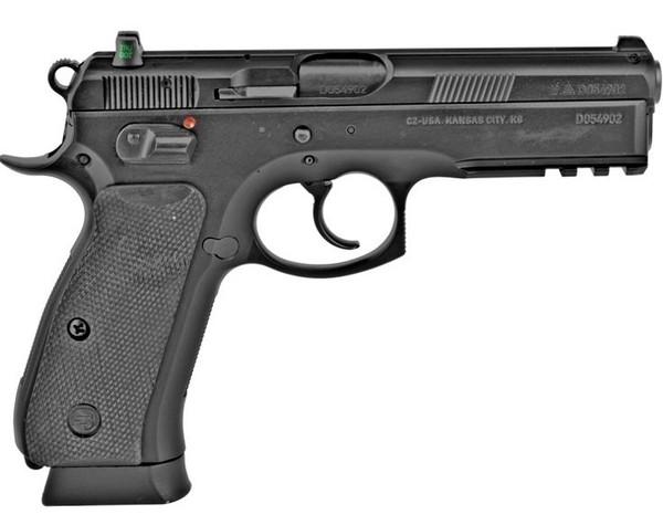"""CZ 75 SP-01 9MM 4.7"""" - Safety   CZ91152"""