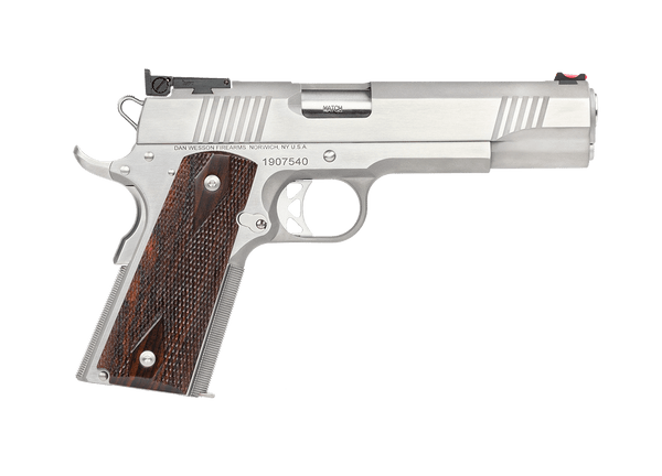 """Dan Wesson Point Man Nine PM-9 Stainless - 5"""" 