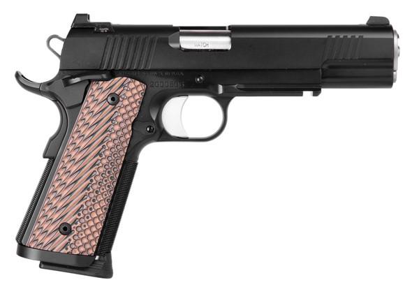 "Dan Wesson Specialist 1911 9mm - Black 5"" | CZ01801"