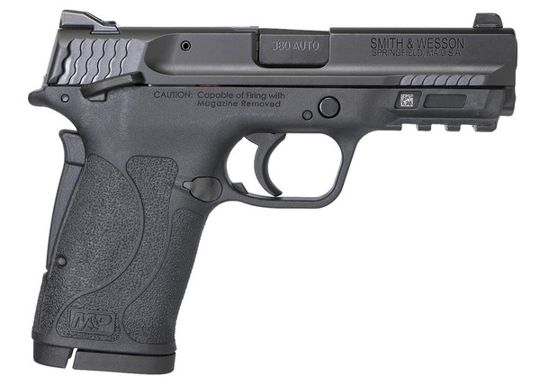 Smith & Wesson M&P 380 Shield EZ 2.0 - .380ACP Pistol | Thumb Safety