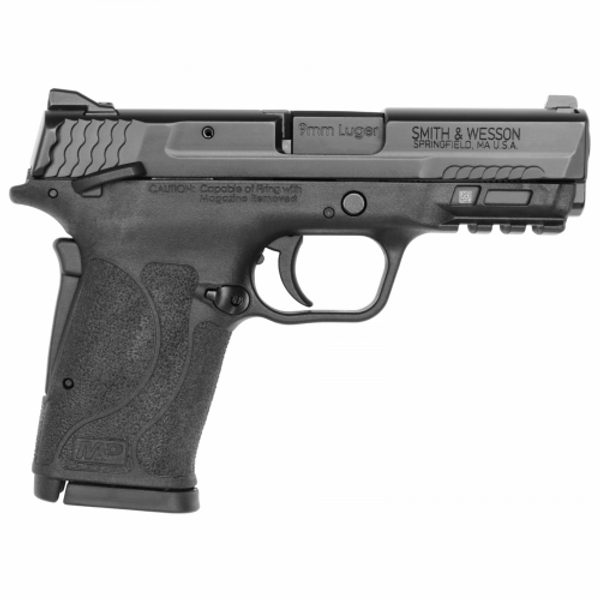 Smith & Wesson M&P 9 Shield EZ 2.0 - 9MM Pistol | Thumb Safety