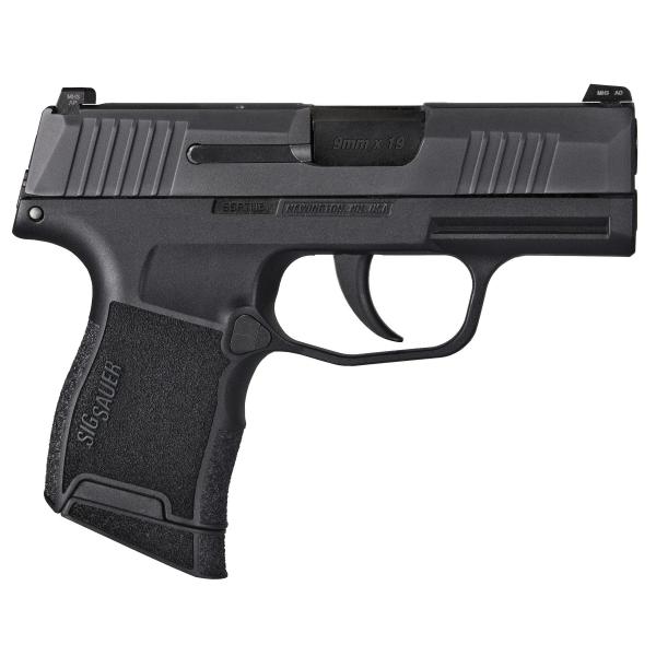 "Sig Sauer P365 TAC-PAC 9mm Nitron - 3.1"" X-Ray Sights   365-9-BXR3-TACPAC"