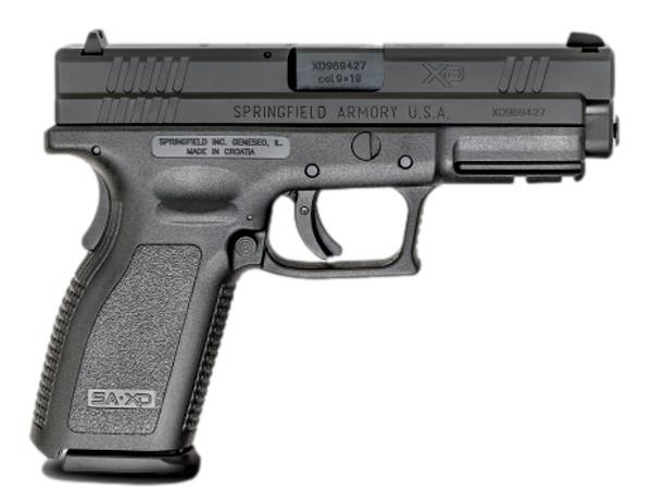 "Springfield Armory XD9 'Defender' 4"" 9mm | XDD9101"