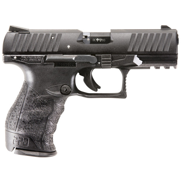 "Walther PPQ .22LR - 4"" Black 10+1   5100303"