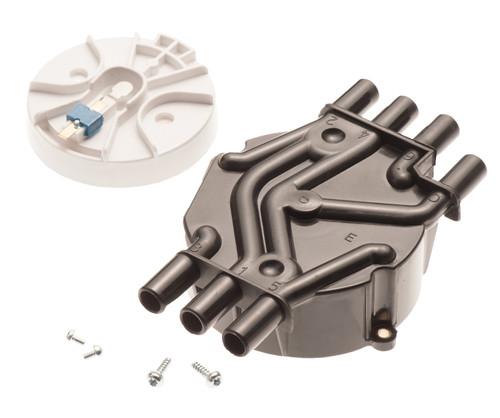 Mercruiser V6 4.3 MPI Distributor Cap & Rotor Kit 898253T23 8M6001222 898253T28