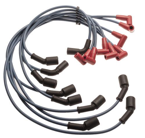 Mercruiser MPI Spark Plug Ignition Wire Set Flat Cap V8 84-863656A1