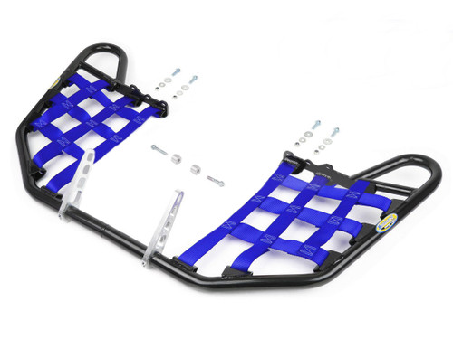 Honda TRX250R TRX 250R 250 R Nerfbars Atv Nerf Bars 86-89 Black Bars/Blue Nets