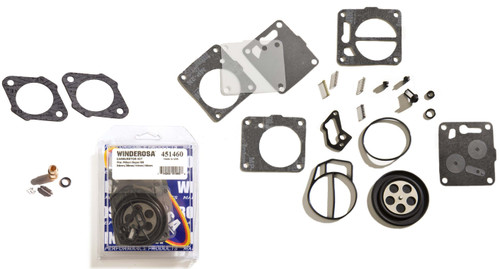 Carb Carburetor Rebuild Kit With Base Gaskets & Needle Seat Yamaha 650 700 VXR