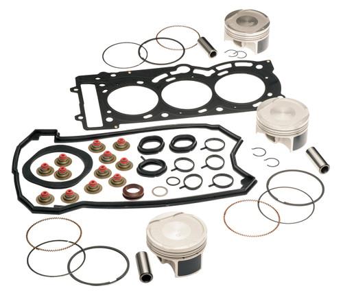 SeaDoo Spark GTI GTS 900 Top End Rebuild Piston Gasket Kit .50MM Over / 74.50MM