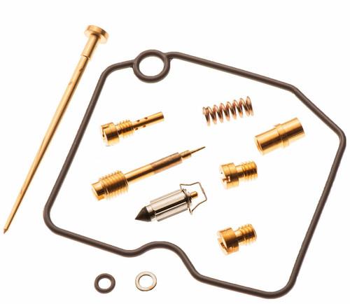 OEM Quality Carb Carburetor Rebuild Repair Kit Kawasaki Prairie KVF 400 99-02