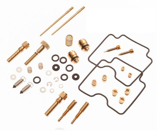 Yamaha Raptor 660 Dual Carb Carburetor Rebuild Repair Kit 2001-2005 YFM 660R