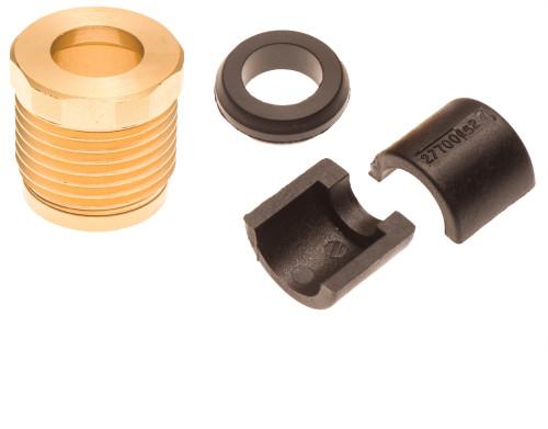 Sea Doo Steering Cable Billet Lock Nut Seal & Half Ring Kit 277001729 277001527