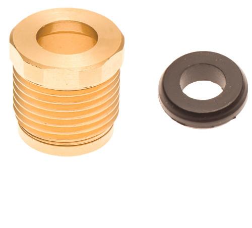 Sea Doo Billet Cable Lock Nut & Seal 4-Tec Reverse Cable 277001729 211100009