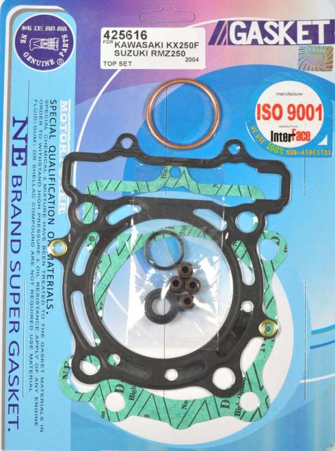 Top End Head Gasket Kit Suzuki RMZ250 RM Z 250 Rm250Z 2004-2006