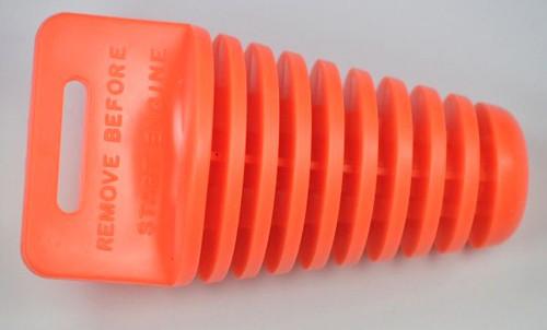 4 Stroke Exhaust Silencer Muffler Wash Plug CRF YZF Atv