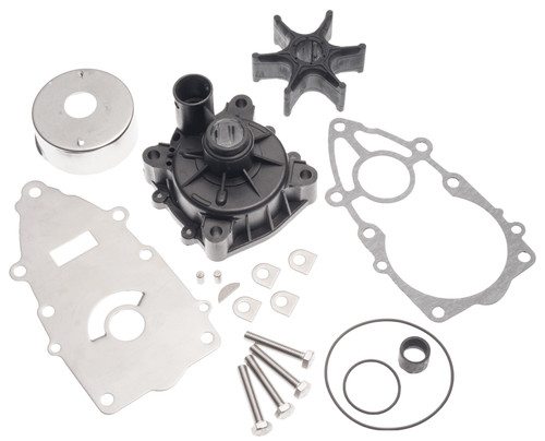 Water Pump Rebuild Kit W/ Housing for Yamaha DX TLR 115 150 HP 65N-W0078-A1-00