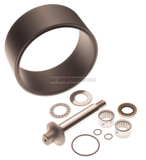 Seadoo Complete Pump Rebuild Kit Wear Ring Shaft Bearing 717 720 GS HX GSI SP