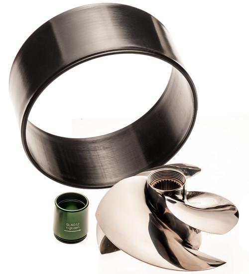 Solas Sea Doo 300 HP Impeller & Wear Ring 13/18 RXPX RXTX GTX Ltd. 2016-2020