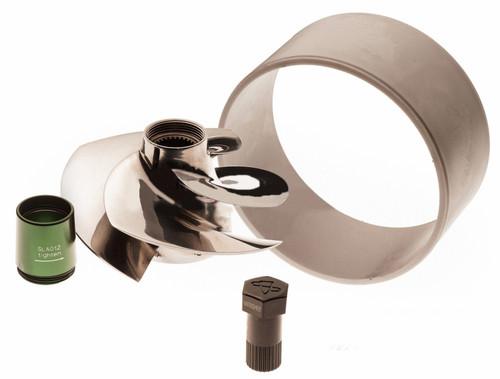 Solas Sea Doo 4-Tec 215 Impeller SRZ-CD-13/18A W/ Wear Ring & Tool GTX RXP RXT