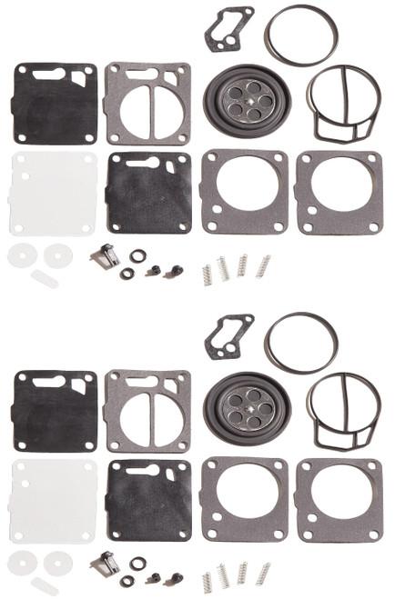 Sea Doo SPX XP HX GSX GTX GTS 650 657 717 720 787 800 Dual Carburetor Rebuild