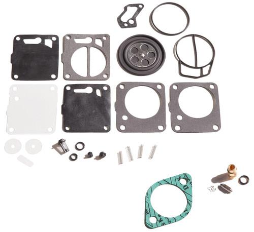 Carburetor Carb Rebuild Kit Needle Seat & Base Gasket Sea Doo 717 GTI 1999-2005