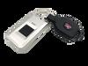 Biometric /Fingerprint mini PadLock, Matte Chrome finish