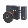 Fingerprint Round Cabinet Drawer Lock