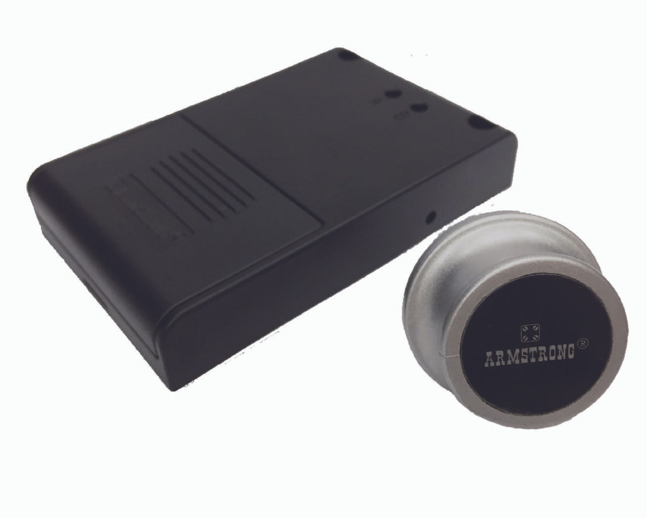 RFID cabinet lock with knob, 125 Khz