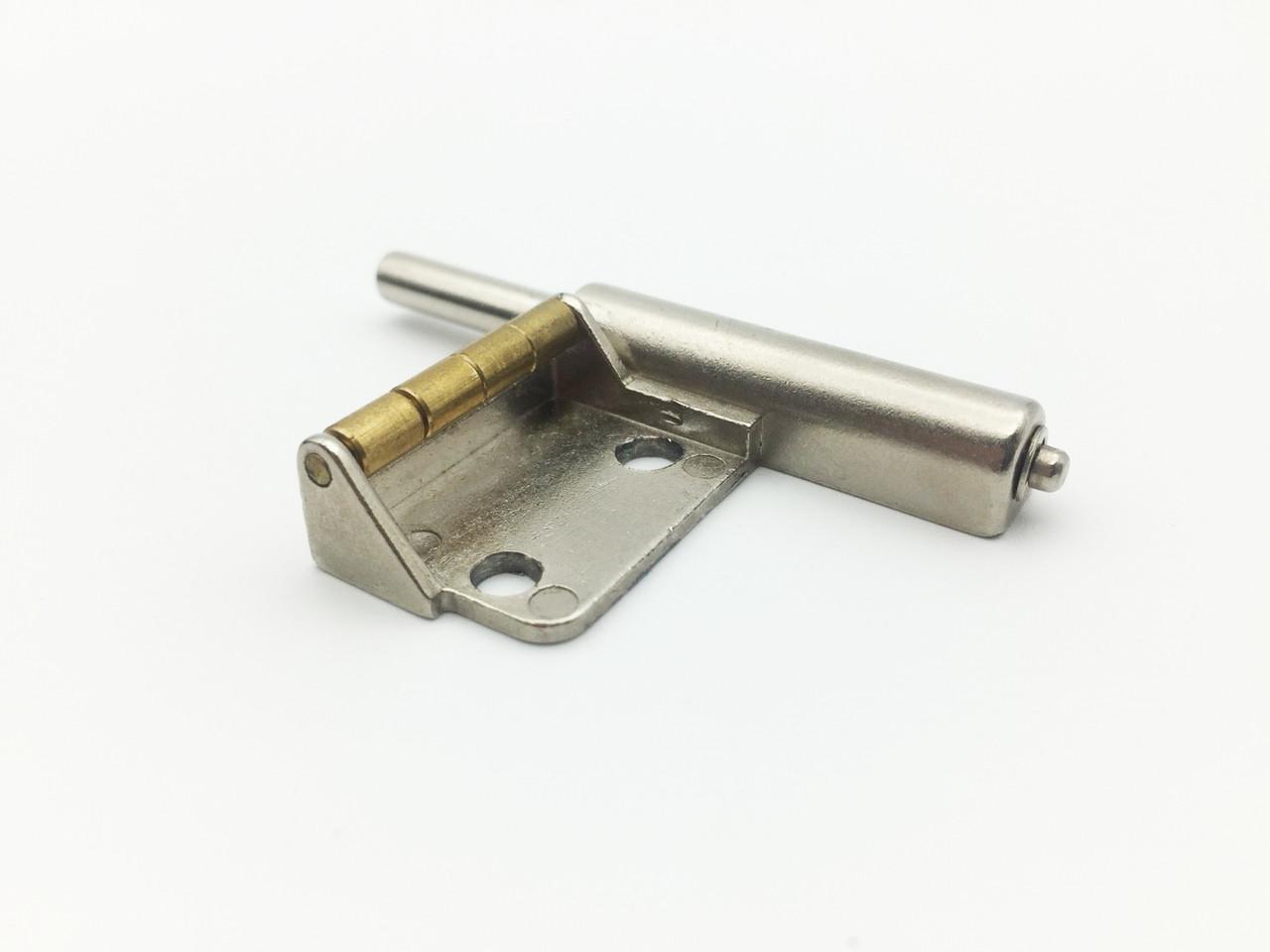 Metal Strike plate with screws