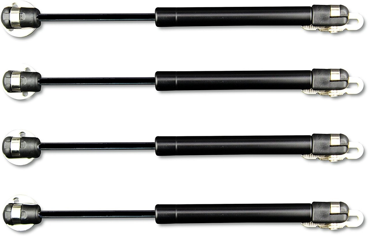 12 Inch 30 Lbs/134N Gas Strut,Lift Support,Gas Shocks (4 pack)