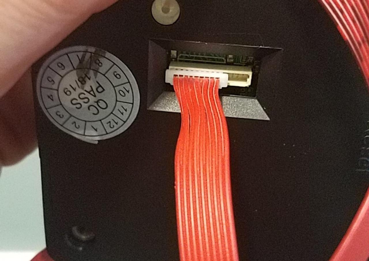 RFID Hidden Cabinet Lock with external sensor - Gun Safes, cabinets