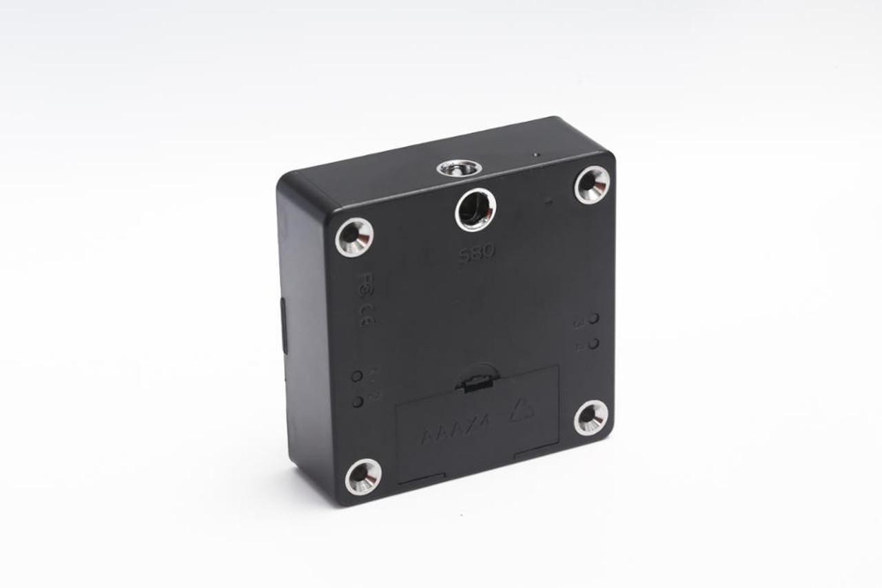 RFID Hidden Cabinet Lock with Power Jack option, 3 Keys, NO SOUND - Gun Safes, cabinets with external sensor